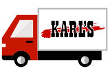 Karl's Appliance link to Installation and Delivery