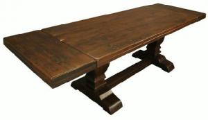 Monsoon PacificTrestle Table with extension