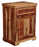 Montana Left Nightstand