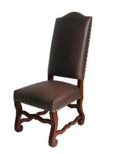 Monsoon PacificBarcelona Side Chair Leather