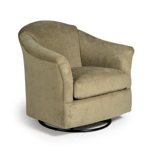Darby Barrel Accent Chair