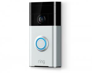 RingVideo Doorbell in Nickel
