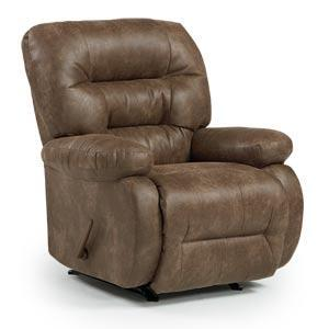 Best Home FurnishingsMaddox Leather Rocker-Recliner