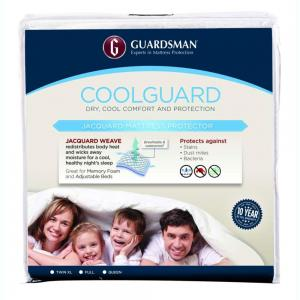 GuardsmanFULL COOL GUARD MATTRESS PROTECTOR