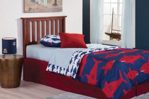 Fashion Bed GroupBelmont Maple Twin Headboard